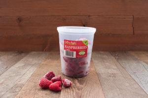Organic Raspberries (Frozen)- Code#: FZ130