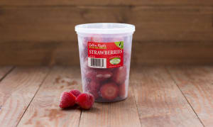 Organic Strawberries (Frozen)- Code#: FZ133