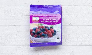 Organic Berry Blend (Frozen)- Code#: FZ3009