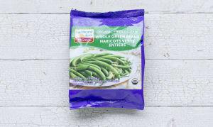 Organic Green Beans (Frozen)- Code#: FZ3016