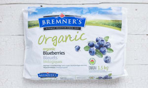 Organic Blueberries<br>1.5kg - Code#: FZ3018