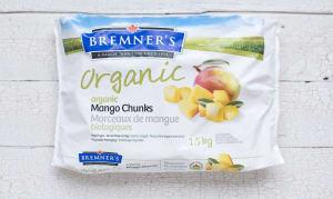 Organic Mango Chunks (Frozen)- Code#: FZ3019