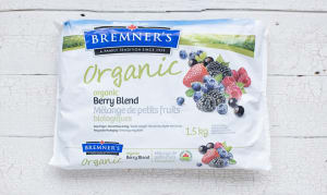Organic Berry Blend (Frozen)- Code#: FZ3020