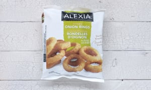 Golden Onion Rings w/ Sea Salt (Frozen)- Code#: FZ304