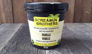 Vanilla Frozen Coconut Milk Dessert (Frozen)- Code#: FZ4001