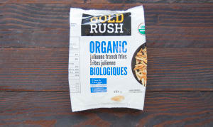Organic Julienne Fries (Frozen)- Code#: FZ682