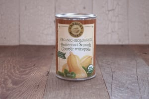 Organic Butternut Squash- Code#: FZ7202