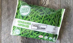 Organic Asparagus (Frozen)- Code#: FZ8011