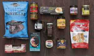 Savoury Snacks Gift Basket- Code#: GB0029