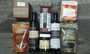 Gift Basket - Canadian Gourmand- Code#: GB8124