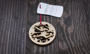 Christmas Ornament - Ten Lords a-Leaping- Code#: HH1669