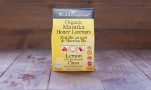 Organic Manuka Honey Drops - Lemon- Code#: HL041