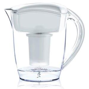 Alkaline Water Pitcher - White- Code#: HL081