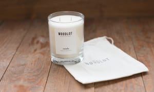 Coconut Wax Candle - Cascadia- Code#: HL286