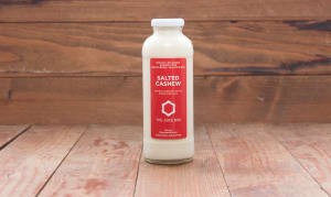 Organic Salted Cashew Milk- Code#: JB125