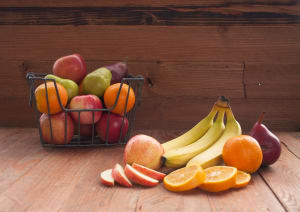 Organic Fruit Through the Week Box- Code#: KIT006
