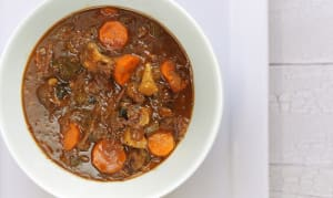 Classic 5 Ingredient Beef Stew Meal Kit- Code#: KIT1222