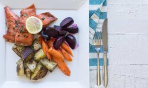 Salmon Dinner- Code#: KIT1401