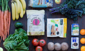 Vegan Weekly Staples Box- Code#: KIT1572