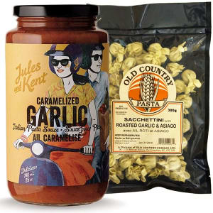 Local Garlic Lovers Pasta Combo- Code#: KIT1960
