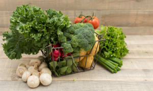 Local Vegetable Box- Code#: KIT3028