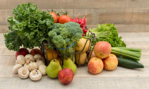 Organic Farm Fresh Box- Code#: KIT4032