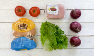 Gluten Free Burger Kit - Make Your Own- Code#: KIT3134