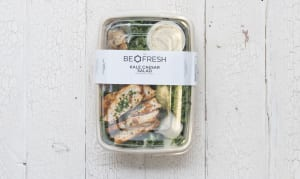 Kale Caesar Salad with Free Range Chicken- Code#: LL003