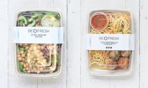 Vegan Dinner - Chia  Meat balls & Detox Salad- Code#: LL151K