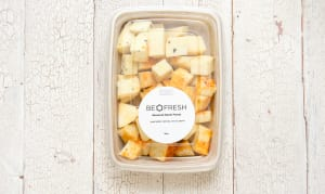 Organic Fresh Cut & Seasoned Sweet Potatoes- Code#: LL900