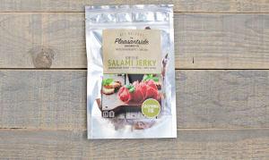 California Fig Salami Jerky- Code#: MP0168