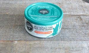 Skipjack Tuna with Sea Salt, Chunk in Water.- Code#: MP0669