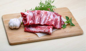 Beef Back Ribs (Frozen)- Code#: MP3090