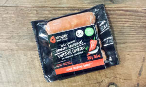 Wild Keta Salmon Chorizo Sausages (Frozen)- Code#: MP3276
