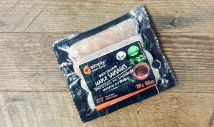 Wild Keta Salmon Maple Sausages (Frozen)- Code#: MP3278