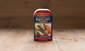 Ocean Wise Wild Pacific Sardines in Tomato Sauce- Code#: MP665