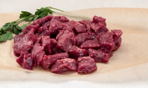 Grass Fed/Grass Finished Stir Fry Beef (Frozen)- Code#: MP733