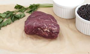 Grass Fed/Grass Finished Top Sirloin Steak (Frozen)- Code#: MP736