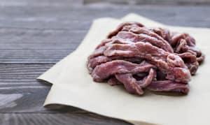 Stir Fry Beef (Frozen)- Code#: MP989