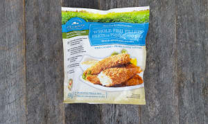 Breaded Whole Fish Fillets (Frozen)- Code#: MP3296
