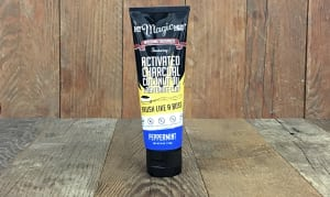 Activated Charcoal Toothpaste - Peppermint- Code#: PC0040