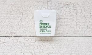 Tea Tree Dental Floss- Code#: PC0163