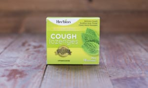 Mint Cough Lozenges 18pc- Code#: PC1201
