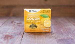 Honey Lemon Sugar Free Lozenges 18pc- Code#: PC1207