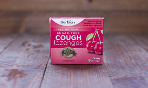 Cherry Sugar Free Lozenges 18pc- Code#: PC1208