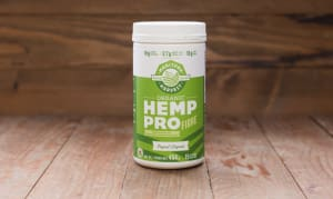 Organic Hemp PRO Fiber Whole Food High Fiber Protein Powder- Code#: PC1261