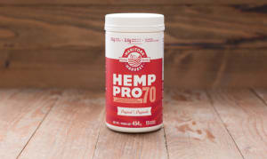 Hemp PRO 70 Water Soluble 70% Hemp Protein Concentrate- Code#: PC1262