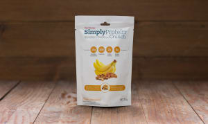 Simply Protein Crunch - Banana, Caramel, Cashew Nut- Code#: PC1593
