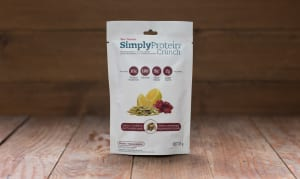 Simply Protein Crunch - Lemon, Cranberry, Pumpkin Seed- Code#: PC1594