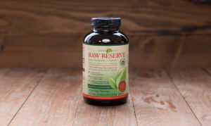 Organic Raw Reserve Green Superfood- Code#: PC3104